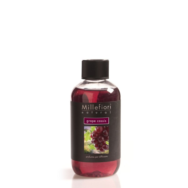 GRAPE CASSIS  Náplň do difúzera  250 ml