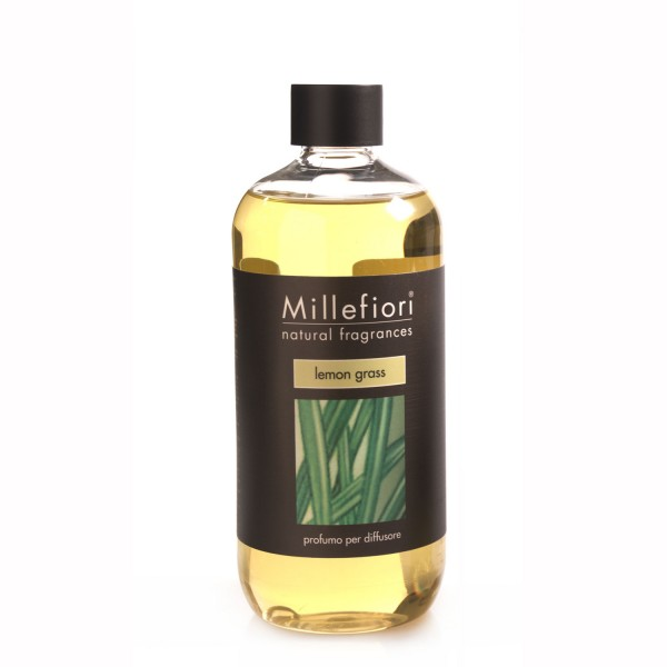 LEMON GRASS  Náplň do difúzera  500 ml