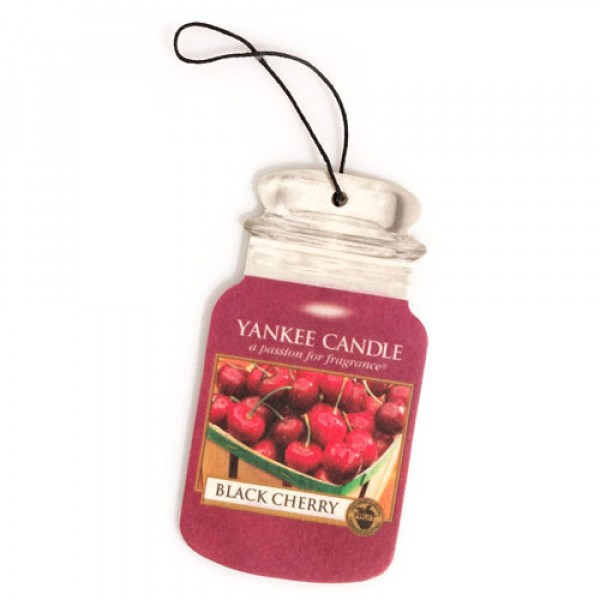 BLACK CHERRY CAR JAR