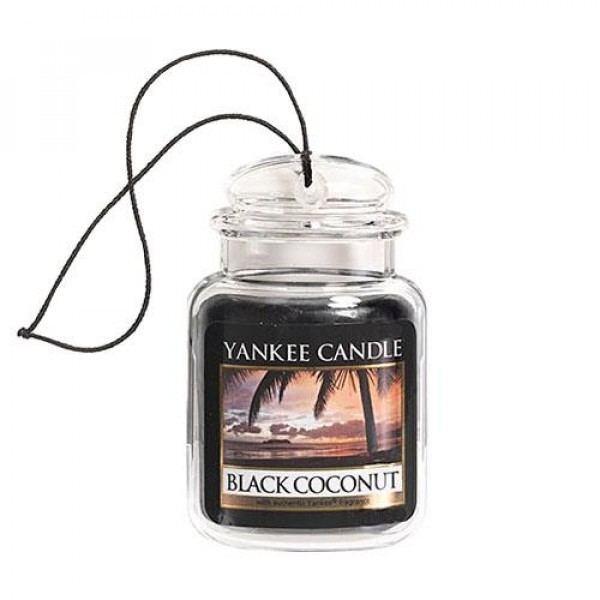 BLACK COCONUT CAR JAR ULTIMATE