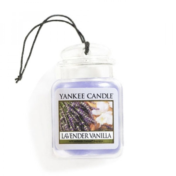 LAVANDER VANILLA CAR JAR ULTIMATE