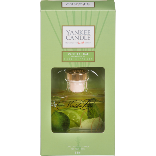 VANILLA LIME Difúzer 88 ml