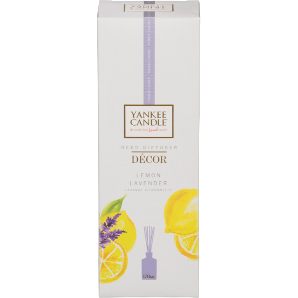 LEMON LAVENDER Difúzer 170 ml