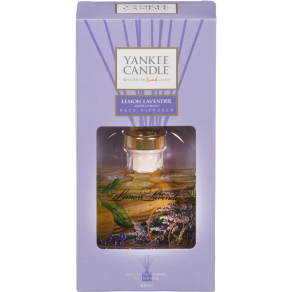 LEMON LAVENDER  Difúzer 88 ml
