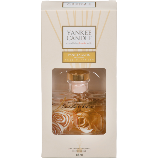 VANILLA SATIN Difúzer 88 ml