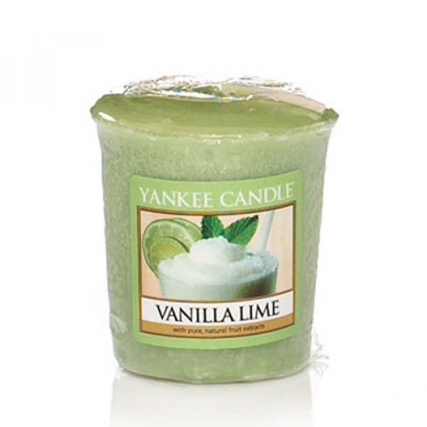 VANILLA LIME Sampler